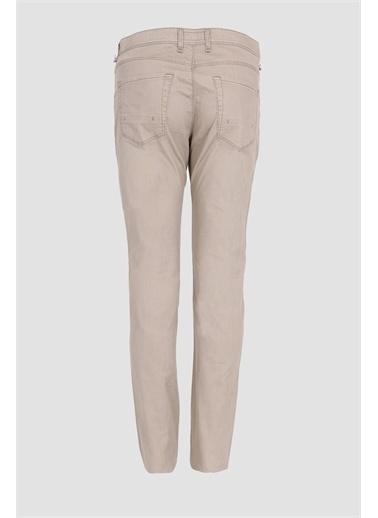 Lufian Wake Spor 5 Cep Pantolon Slim Fit  Bej